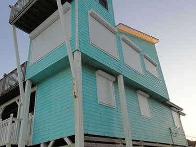 Roll-Down Shutters on OBX