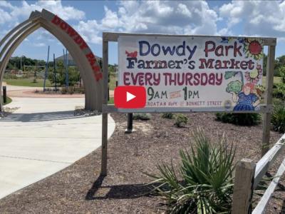 Dowdy Park Famer's Market - Nags Head, NC