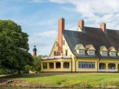 Whalehead Club in Corolla, NC