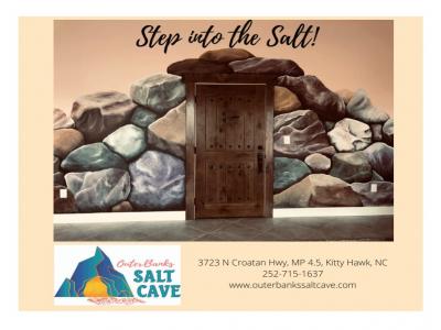 Outer Banks Salt Cave