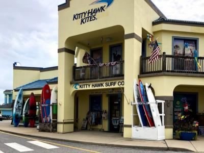 Kitty Hawk Kites Monteray Plaza - Corolla