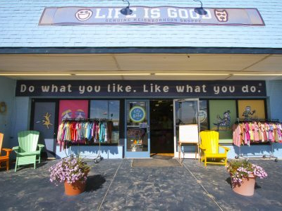 Life Is Good - Corolla