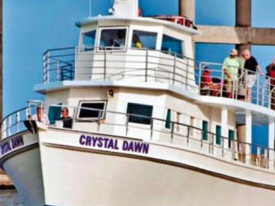 Crystal Dawn-Headboat