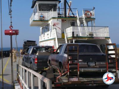 Knotts Island Ferry Terminal