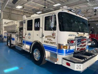 Buxton Volunteer Fire Department