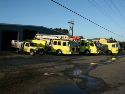 Frisco Volunteer Fire Department