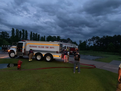 Roanoke Island Volunteer Fire Department