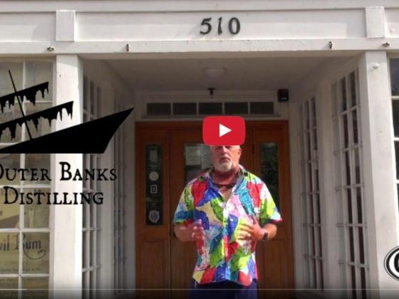 """RUM""-Outer Banks Distilling"