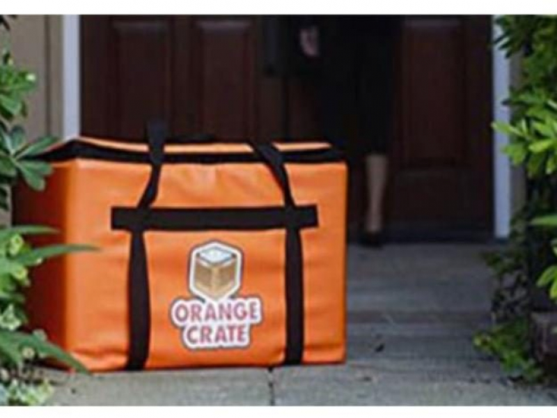 Orange Crate, Outer Banks, NC